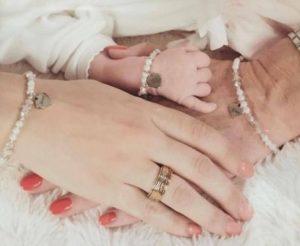 little-star-silver-3-generations-silver-bracelets