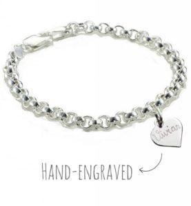 silver-jewellery-silver-chain-bracelet-personalise